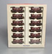Walthers 932-4462 Ho Scale Great Northern Ore Cars 12-pack Ln/box
