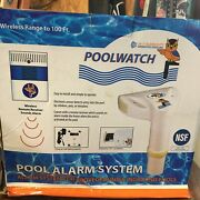 Bluewave Poolwatch Pool Alarm System Above Ground And Inground Pools- Ac50032