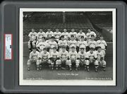 Ted Williams And Moe Berg, Foxx 1941 Boston Red Sox Type 1 Original Photo Psa/dna