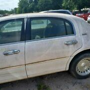 Driver Front Door Thru 11/29/98 Fits 98-99 Lincoln And Town Car 444278