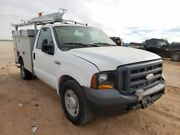 Rear Axle Chassis Cab Srw 10.50 Ring Gear Fits 05-07 Ford F350sd Pickup 447034