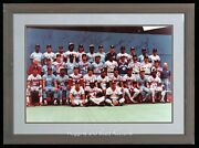 1982 A.l. All-star Team Signed Photo 37 Signatures Including 12 Hall Of Famers