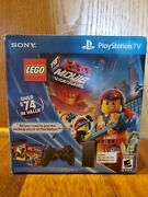Brand New Sony Playstation Ps Tv Console Dualshock 3 Ps3 Controller Lego Bundle