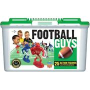 New Masterpieces Football Guys - Sports Action Figures 81905