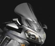 National Cycle Fairing Mount Vstream Windshield Clear Fits Kawasaki Concours 14
