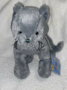 Webkinz Charcoal Cat Hm152 New With Sealed Code