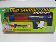 Marshmallow Shooter Soft Ammo Toy Gun, New, Fast Shipping