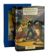 Robert E Howard / Savage Tales Of Solomon Kane / Limited Ed Signed By Gianni