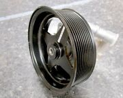 2005,2006 Ford Gt Gt40 Supercar Factory Oem Power Steering Pump And Pulley 05/06