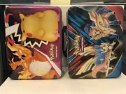 2 Pokandeacutemon Lunchboxes Stickers Coins Cards And More Free Shippingandnbsp