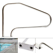 Swimming Pool Hand Rail For In Ground Swimming Pool Outdoor Yard Garden Handrail