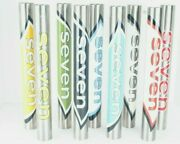 Vintage Seven Cycles Titanium Tube Samples Decal Display Merlin Ti Wind Chimes