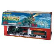 Bachmann Trains Night Before Christmas Train Set, Large Scale   90037-bt