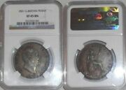 Nice Toned 1831 Copper Coin Great Britain One Penny King William Iv Ngc Xf45 Bn