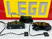 Motor Lego 9v Parts With Cable Lego Train Technique Trains Lego Toy Collection
