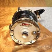 Garcia Mitchell 620 Rare Thing Rare Old Reel Double Shaft Reel Good Condition