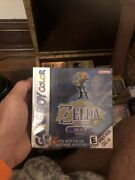 Gameboy Color Legend Of Zelda Oracle Of Ages. Factory Sealed Mint Condition