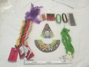 Corn Snake And Skull Witch Hat-kelly Clark-hp Needlepoint Canvas-threads-st Guide