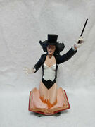 Zatanna Bust Dc Direct Women Of The Dc Universe Series 3 1458/2000 Conner Maddox