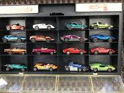 Lot Of 16 Hot Wheels Redline Cars 67,68,69,70's Hk Collection Very Nice👍