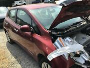 Steering Gear/rack Manual Rack And Pinion S Fits 14-17 Leaf 2733135