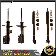 Front Rear Kyb Shock Absorber Struts For 13 14 15 16 17 18 Ford Taurus Us Stock
