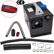 Diesel Air Parking Heater 12v 8kw 1 Hole With Know Switch For Cars Boats Pickups