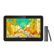 Xp-pen Artist Pro 16tp Drawing Tablet Touch Screen Graphics Battery-free Stylus