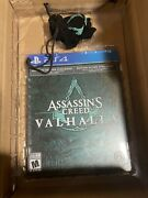 Assassins Creed Valhalla Collectors Edition - New In Hand - Ps4 Playstation 4
