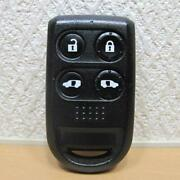 Honda Key Smart Remote Fob Accord 4 Buttons Case Cover Civic Silicone Button Fit