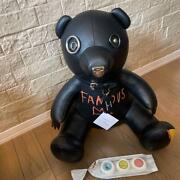 Game Coach Basquiat Collaboration Limited Edition Bear Sold Out Immediately Doll