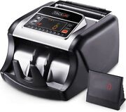 Bill Counter With Uv/mg/ir Detection Bill Counting Machine With Counterfeit...