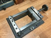 Moore Jig Bore Vise 5 1/2 Jaw