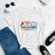 Fontaine Ferry Louisville Print Shirt - Classic - Colorful - Unisex T-shirt