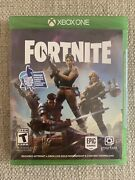 2017 Epic Games Fortnite   1st Print   Storm Master Weapon Pack Xbox One Sealed