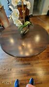 Dining Table Round Dining Table Country French Dining Table By Ethan Allen
