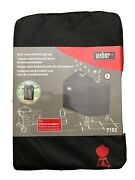 Weber 7152 Grill Cover For Weber Performer Premium And Deluxe, 22 Inch Black, B31