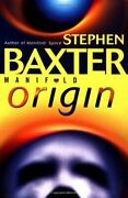 Origin Manifold Trilogy By Baxter Stephen Book The Fast Free Shipping