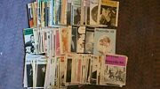 Storyville Vintage Jazz Magazine Late 1960and039s -1990and039s X 114 Jazz Music Magazines