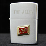1966 Make 200 The Alley Pins There Is Box At Time Ofsmoking Equipment Zippo Oil