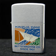 1966 Make 200 Kinzua Dam There Is Box At The Time Ofsmoking Equipment Zippo Oil