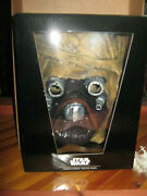 Disney Star Wars Tusken Raider Deluxe Collectors Mask Limited Edition Rubies New