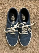 Off The Wall Mens Shoes Excellent Condititon Size 9