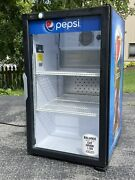 Qbd R-290 Beverage Cooler, Commercial Grade Refrigerator, Brand New W/ Manual