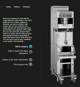 Fetco Cbs-71ac Coffee Brewer And Dispenser Station Warehouse Clearance Sale