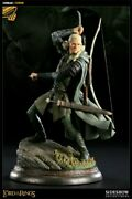 Sideshow Lord Of The Rings Legolas Statue Exclusive 3/350 Orlando Bloom Lotr