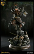 Sideshow Lord Of The Rings Gimli Exclusive Polystone Statue 3/500 Fellowship
