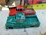 Tootsietoy Hubley Cast Iron Pressed Steel Antique And Vintage Toys 1956 Trucks