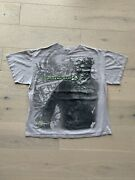 Rare 2009 Call Of Duty Modern Warfare 2 Game All Over Promo T-shirt Fits L-xl