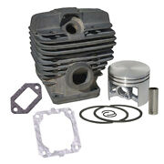 Cylinder Piston Kit For Stihl 044 Ms440 Chainsaw Lawn Mower Accessories